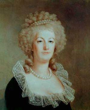 Alexandre Kucharski Marie Antoinette