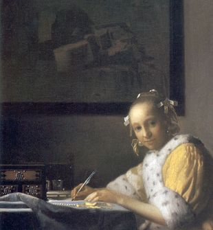 A_lady_writing5