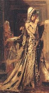 「サロメ」 1875年 ギュスターヴ・モロー美術館所蔵