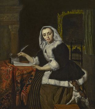 A_woman_writing_a_letter_gabriel_me